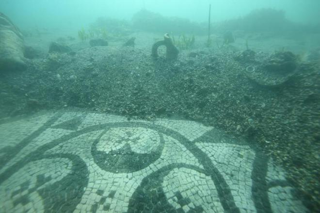 Những thành phố bí ẩn tiết lộ nhiều bí mật động trời chìm sâu dưới đáy đại dương - Ảnh 3.