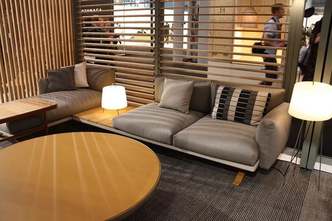 10 món đồ nội thất thiết kế hiện đại dành cho không gian ngoài trời - Ảnh 5.