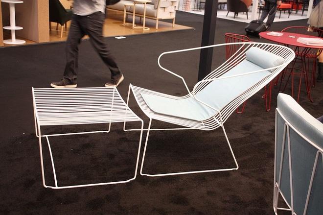 10 món đồ nội thất thiết kế hiện đại dành cho không gian ngoài trời - Ảnh 6.