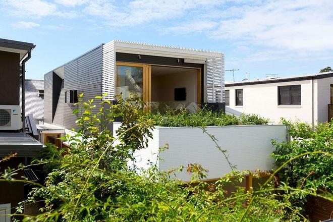 Ngôi nhà đặc biệt có không gian mở kết nối với thiên nhiên, nội thất tối giản nhưng vô cùng hiện đại - Ảnh 4.