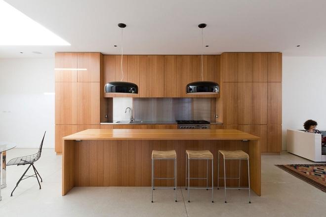 Ngôi nhà đặc biệt có không gian mở kết nối với thiên nhiên, nội thất tối giản nhưng vô cùng hiện đại - Ảnh 7.