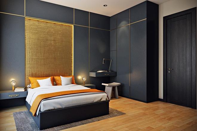 Đừng để góc đầu giường nhàm chán làm mất đi vẻ đẹp của cả căn phòng ngủ - Ảnh 2.