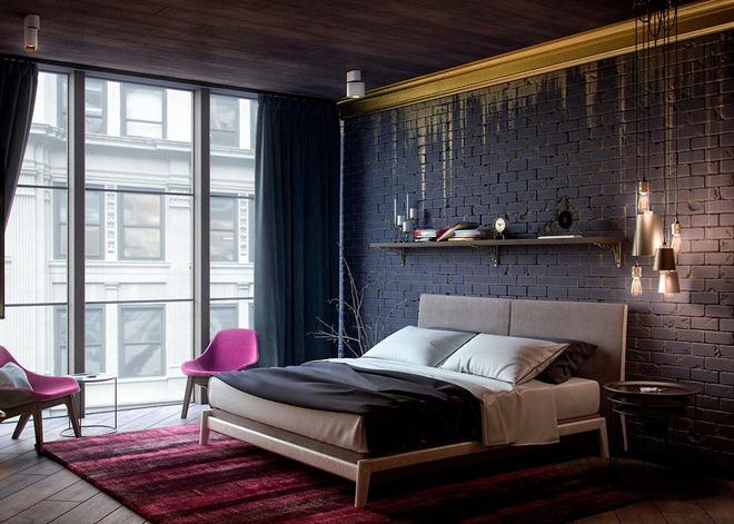 Đừng để góc đầu giường nhàm chán làm mất đi vẻ đẹp của cả căn phòng ngủ - Ảnh 6.