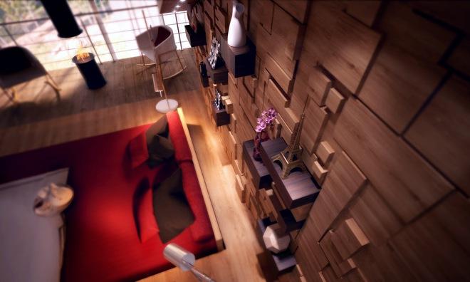 Đừng để góc đầu giường nhàm chán làm mất đi vẻ đẹp của cả căn phòng ngủ - Ảnh 12.