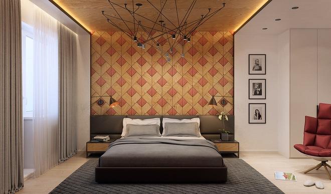Đừng để góc đầu giường nhàm chán làm mất đi vẻ đẹp của cả căn phòng ngủ - Ảnh 14.