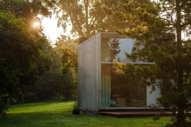 5 ngôi nhà nhỏ nhất thế giới ai cũng ước được sống một ngày ở đây - Ảnh 16.