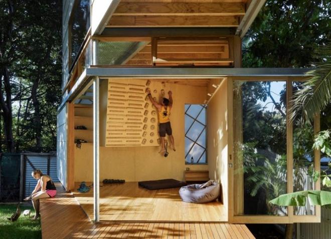 Ngôi nhà nhỏ, hẹp nhưng cũng siêu đẹp khiến ai nhìn cũng muốn đến ở ngay lâp tức - Ảnh 3.