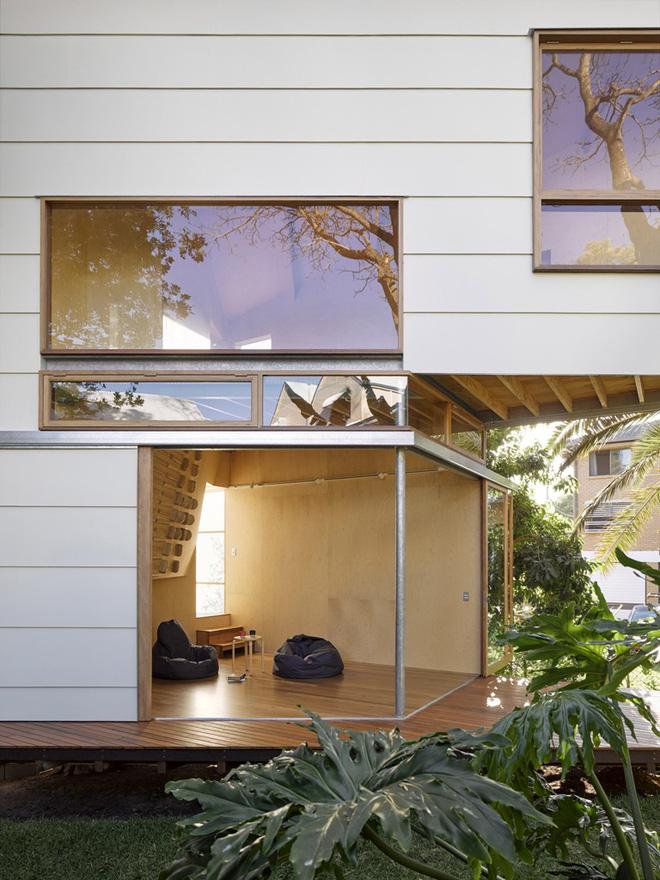 Ngôi nhà nhỏ, hẹp nhưng cũng siêu đẹp khiến ai nhìn cũng muốn đến ở ngay lâp tức - Ảnh 4.