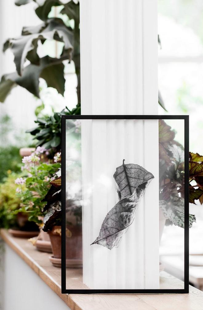 Những nội thất trang trí không gian tuyệt đẹp lấy cảm hứng từ mùa đông - Ảnh 1.