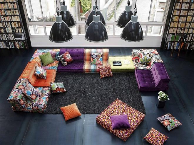 Gợi ý những kiểu ghế sofa vừa đẹp vừa sáng tạo cho phòng khách hiện đại - Ảnh 1.