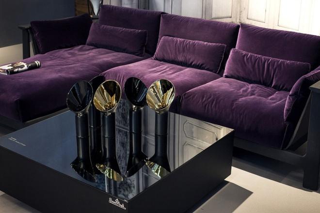Gợi ý những kiểu ghế sofa vừa đẹp vừa sáng tạo cho phòng khách hiện đại - Ảnh 4.