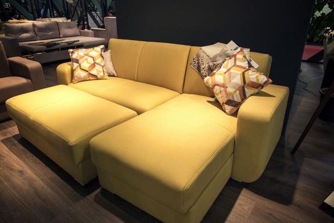 Gợi ý những kiểu ghế sofa vừa đẹp vừa sáng tạo cho phòng khách hiện đại - Ảnh 5.