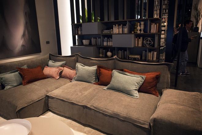 Gợi ý những kiểu ghế sofa vừa đẹp vừa sáng tạo cho phòng khách hiện đại - Ảnh 6.