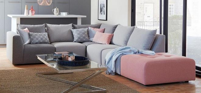 Gợi ý những kiểu ghế sofa vừa đẹp vừa sáng tạo cho phòng khách hiện đại - Ảnh 7.