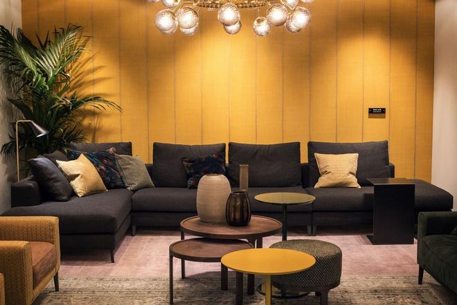 Gợi ý những kiểu ghế sofa vừa đẹp vừa sáng tạo cho phòng khách hiện đại - Ảnh 10.