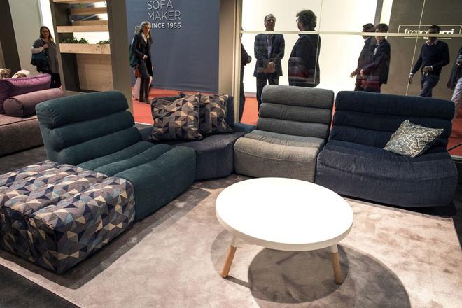 Gợi ý những kiểu ghế sofa vừa đẹp vừa sáng tạo cho phòng khách hiện đại - Ảnh 11.