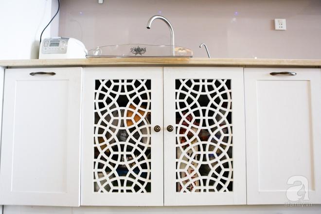 Căn hộ 89m² vô cùng ấm cúng con gái cất công thiết kế tặng mẹ ở Từ Liêm, Hà Nội - Ảnh 7.