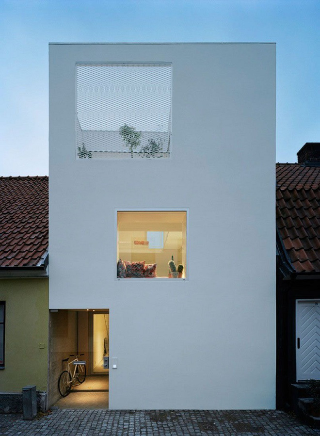 Ngôi nhà đẹp như tranh với lối thiết kế đơn giản tinh tế dưới đây sẽ khiến bạn yêu ngay từ ánh nhìn đầu tiên - Ảnh 6.