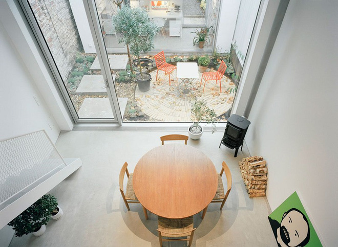 Ngôi nhà đẹp như tranh với lối thiết kế đơn giản tinh tế dưới đây sẽ khiến bạn yêu ngay từ ánh nhìn đầu tiên - Ảnh 8.