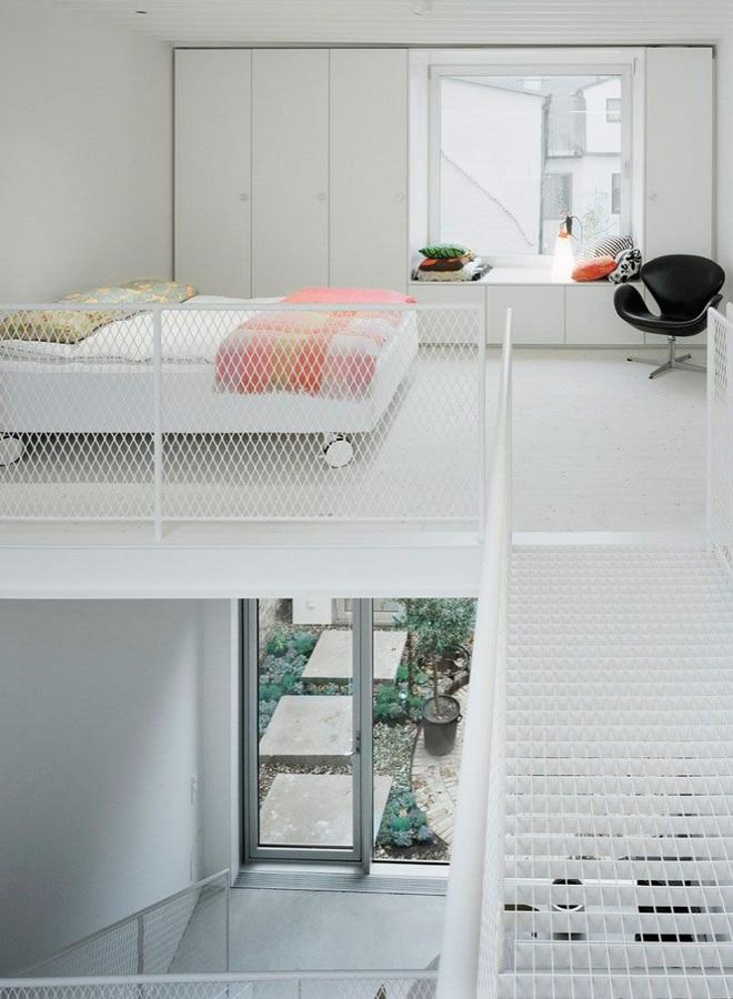 Ngôi nhà đẹp như tranh với lối thiết kế đơn giản tinh tế dưới đây sẽ khiến bạn yêu ngay từ ánh nhìn đầu tiên - Ảnh 12.