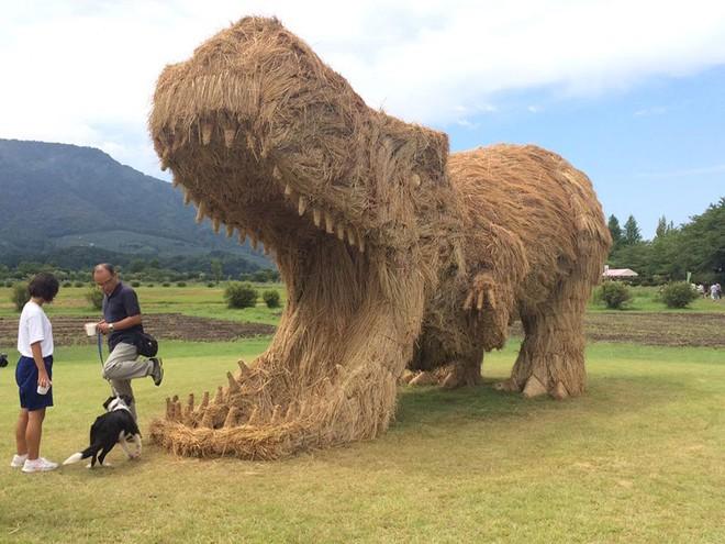 Chỉ với những cọng rơm khô, người Nhật tạo nên nhiều thứ khiến ai cũng thán phục - Ảnh 12.