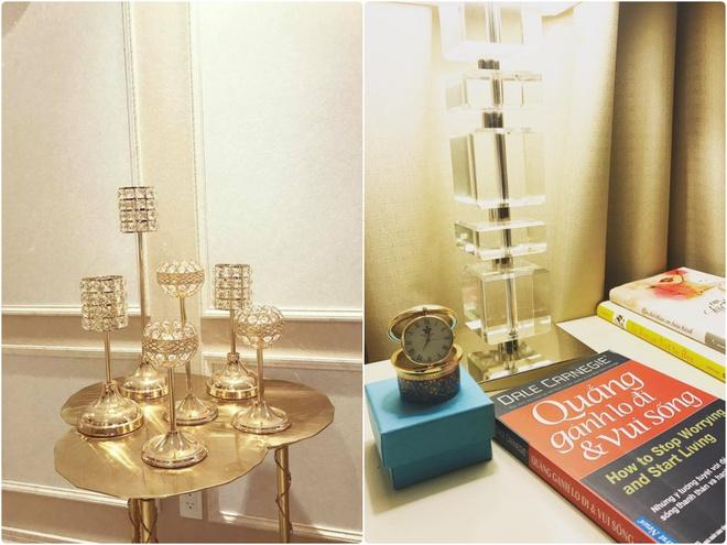 Ngắm căn hộ góc nào cũng lãng mạn và ngọt ngào với hoa tươi của hoa hậu Phạm Hương - Ảnh 14.