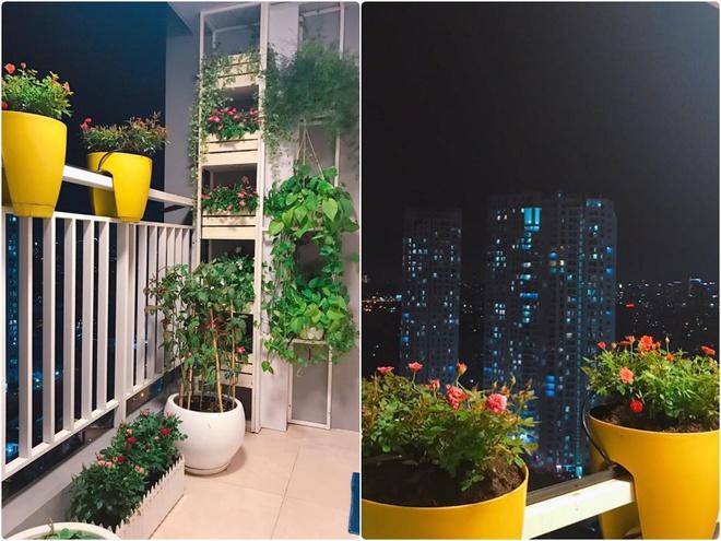 Ngắm căn hộ góc nào cũng lãng mạn và ngọt ngào với hoa tươi của hoa hậu Phạm Hương - Ảnh 23.