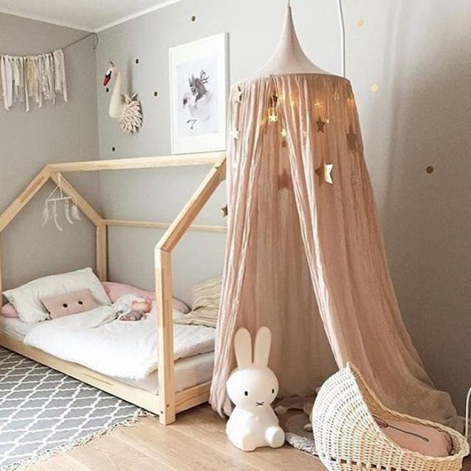 Nếu có con gái, nhất định ba mẹ nên trang trí phòng cho bé đẹp như thế này - Ảnh 2.