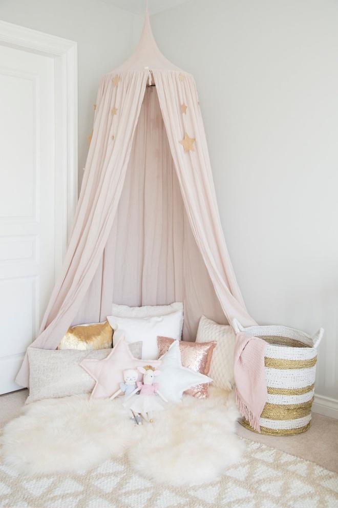 Nếu có con gái, nhất định ba mẹ nên trang trí phòng cho bé đẹp như thế này - Ảnh 4.