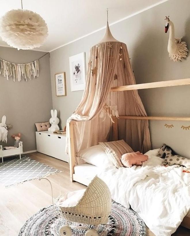 Nếu có con gái, nhất định ba mẹ nên trang trí phòng cho bé đẹp như thế này - Ảnh 9.