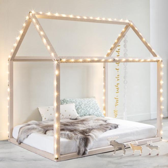 Giường gác mái - món nội thất dành riêng cho bé xinh đến ngẩn ngơ - Ảnh 2.