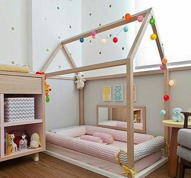 Giường gác mái - món nội thất dành riêng cho bé xinh đến ngẩn ngơ - Ảnh 3.