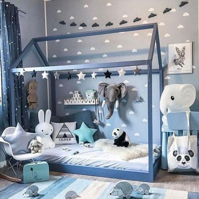 Giường gác mái - món nội thất dành riêng cho bé xinh đến ngẩn ngơ - Ảnh 6.