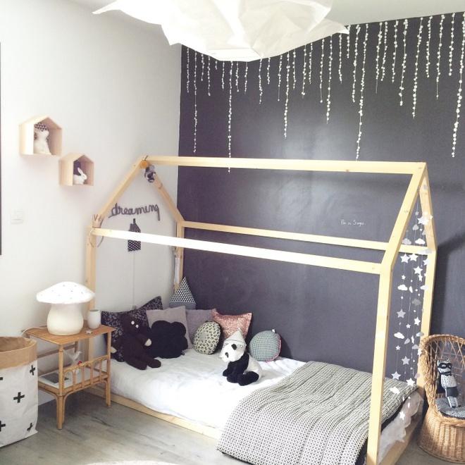 Giường gác mái - món nội thất dành riêng cho bé xinh đến ngẩn ngơ - Ảnh 9.