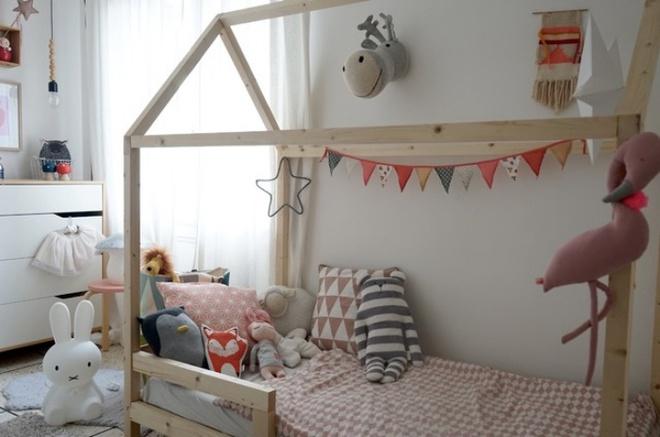 Giường gác mái - món nội thất dành riêng cho bé xinh đến ngẩn ngơ - Ảnh 10.