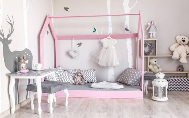 Giường gác mái - món nội thất dành riêng cho bé xinh đến ngẩn ngơ - Ảnh 11.
