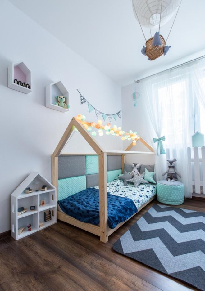 Giường gác mái - món nội thất dành riêng cho bé xinh đến ngẩn ngơ - Ảnh 14.