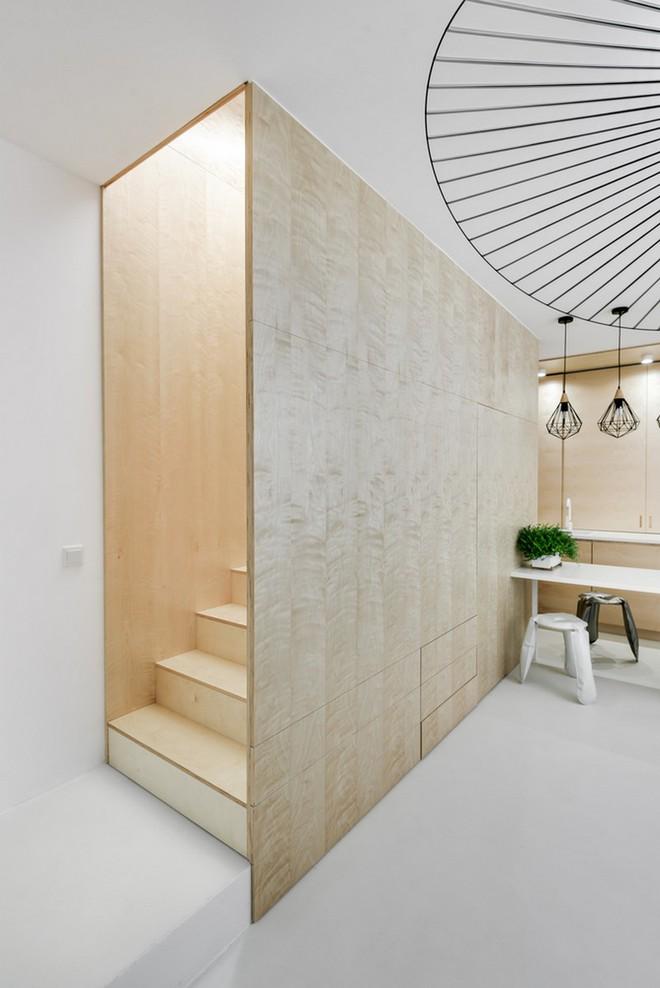 Thuốc bổ cho ngôi nhà nhỏ chính là nội thất gỗ đa chức năng - Ảnh 5.