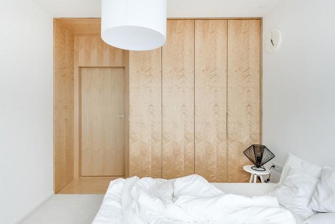 Thuốc bổ cho ngôi nhà nhỏ chính là nội thất gỗ đa chức năng - Ảnh 13.
