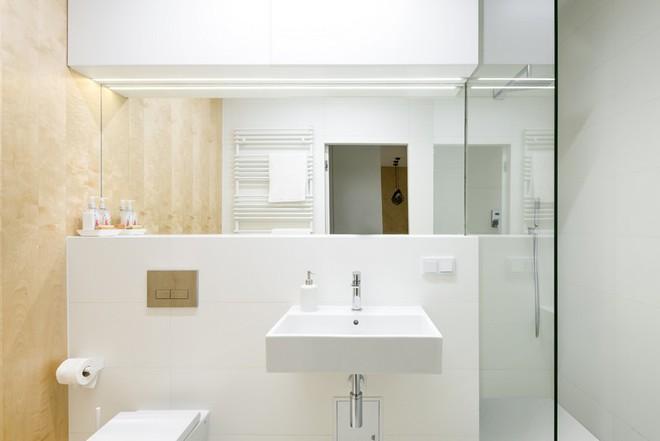Thuốc bổ cho ngôi nhà nhỏ chính là nội thất gỗ đa chức năng - Ảnh 14.
