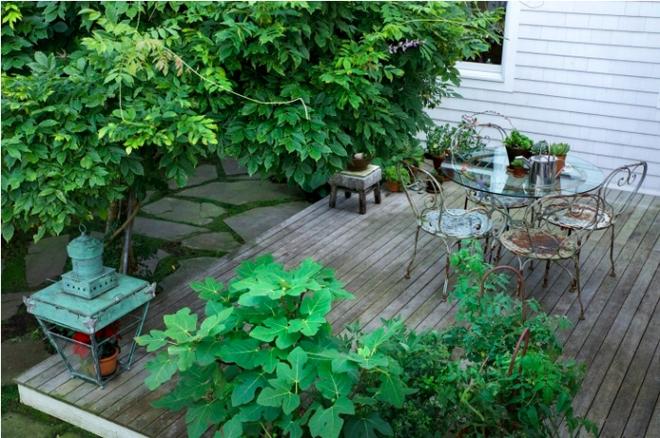 Cải tạo góc sân vườn đẹp bình yên và rực rỡ hoa lá nhờ ý tưởng độc đáo - Ảnh 14.