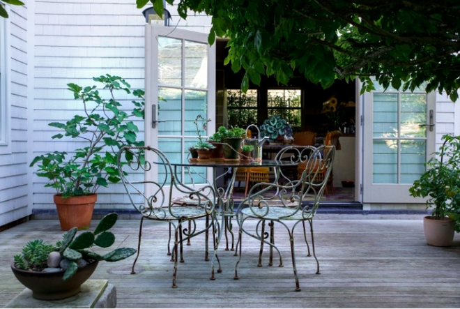 Cải tạo góc sân vườn đẹp bình yên và rực rỡ hoa lá nhờ ý tưởng độc đáo - Ảnh 15.