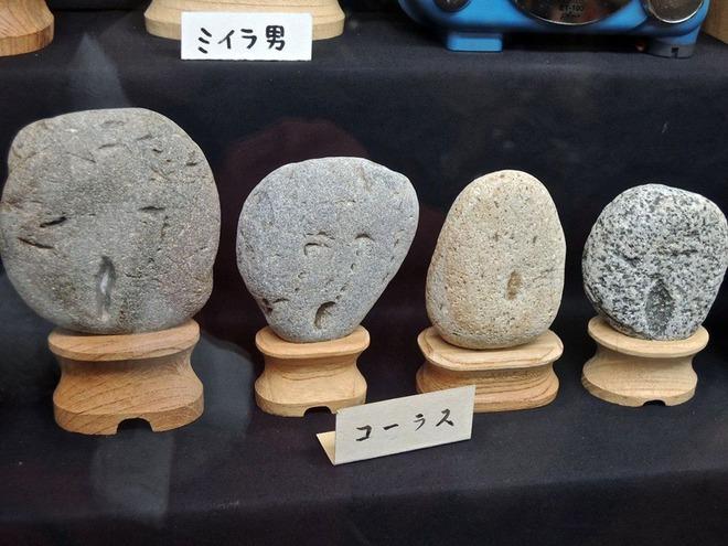 Bạn sẽ bất ngờ khi biết đến bảo tàng đá mặt người kỳ lạ này ở Nhật Bản - Ảnh 2.
