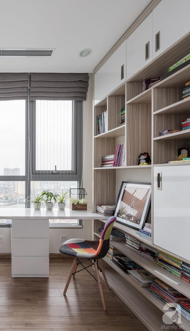 Không gian mơ ước trong căn hộ 143m² có chi phí 310 triệu đồng của gia đình 7 người ở Hà Nội - Ảnh 12.