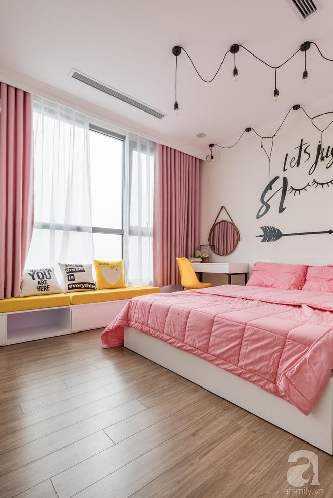 Không gian mơ ước trong căn hộ 143m² có chi phí 310 triệu đồng của gia đình 7 người ở Hà Nội - Ảnh 17.