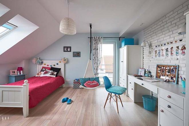 Cách áp dụng phong cách Scandinavian chuẩn không cần chỉnh cho không gian của bé - Ảnh 1.
