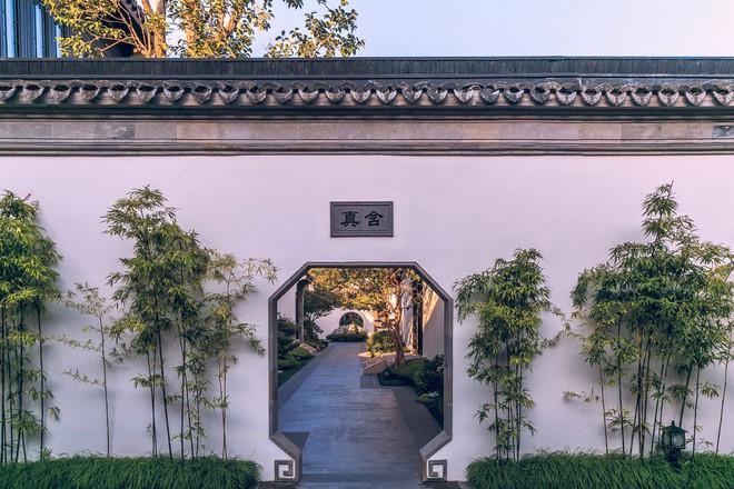 Mê mẩn trước căn biệt thự đẹp như chốn bồng lai tiên cảnh của tỷ phú Jack Ma - Ảnh 7.