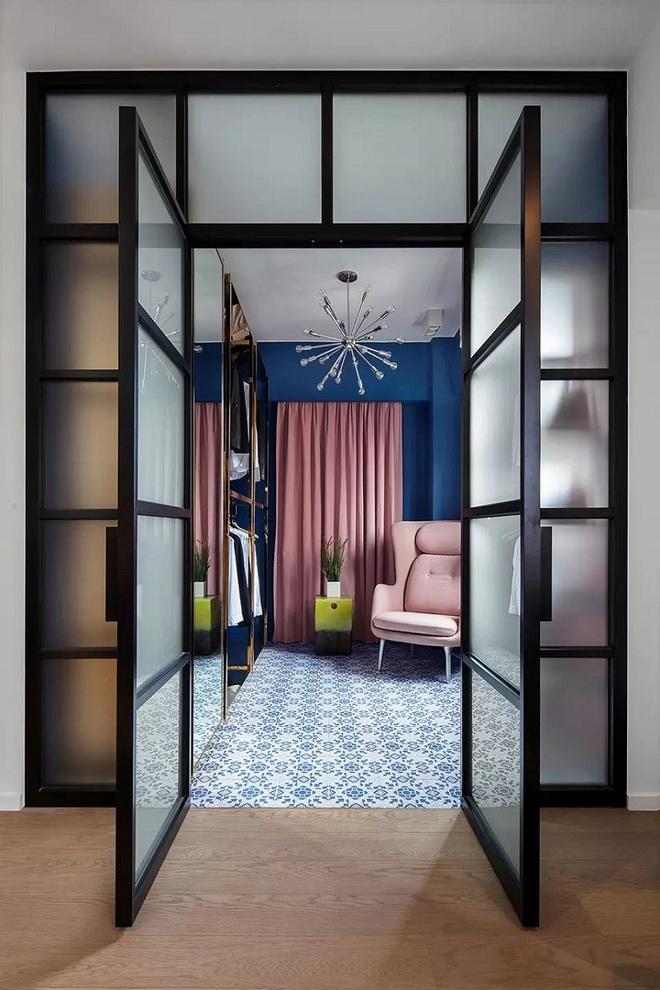 Lâu lắm rồi mới lại thấy một căn hộ sử dụng gam màu hồng pastel khéo léo và đẹp mắt đến thế - Ảnh 4.