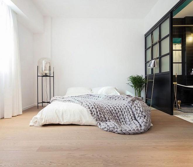 Lâu lắm rồi mới lại thấy một căn hộ sử dụng gam màu hồng pastel khéo léo và đẹp mắt đến thế - Ảnh 10.