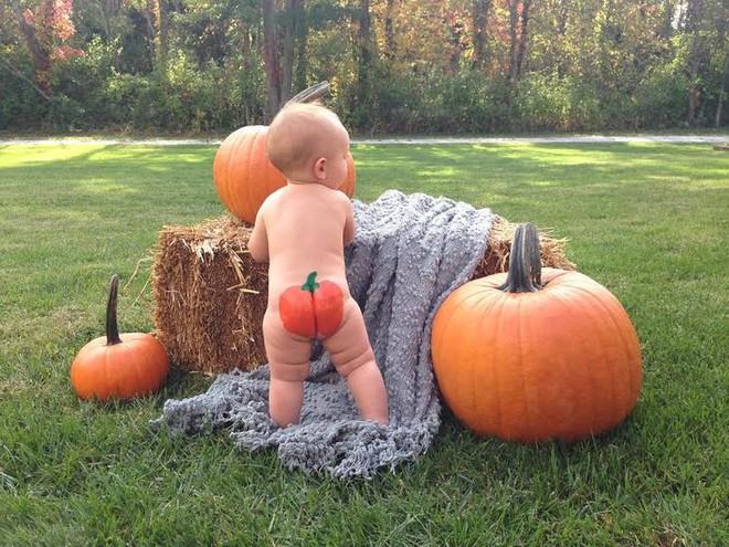 Trào lưu chụp ảnh cho bé sốt xình xịch trong mùa Halloween năm nay, bố mẹ đã biết chưa? - Ảnh 6.